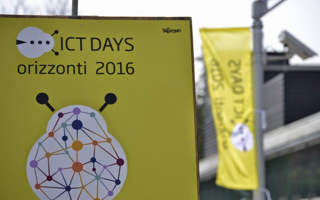 Trento ICT Days 2014. La Cultura Open: arte, scienza e tecnologia