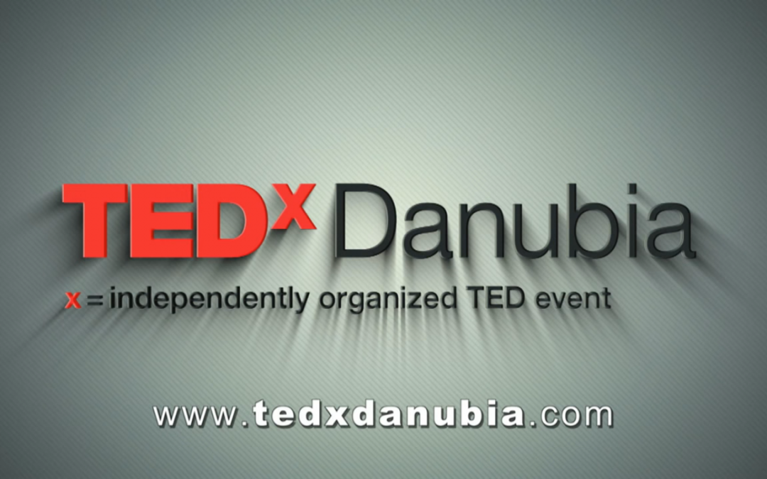 Human Ecosystems at TEDX in Danubia