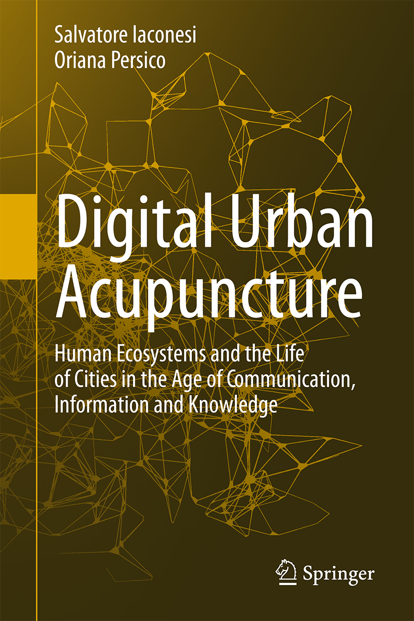 Digital Urban Acupuncture, la copertina