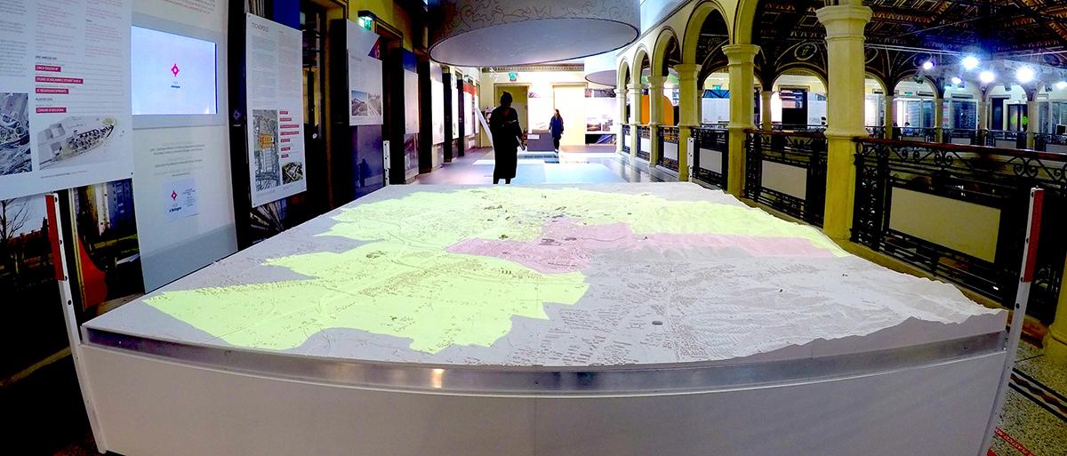 Human Ecosystems all'Urban Center di Bologna
