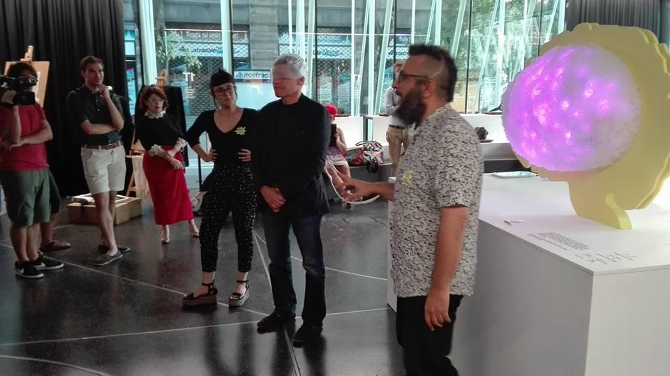Baotaz alla Triennale di Milano