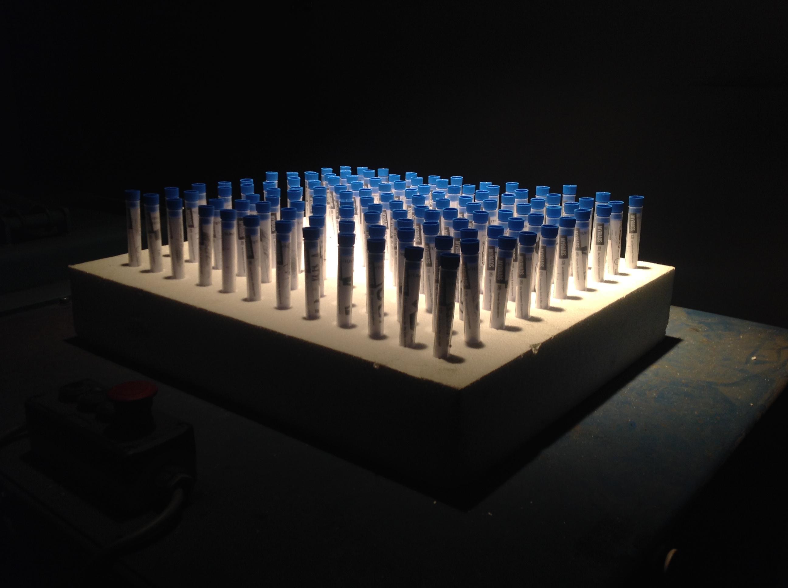 Myriads, the workshop pills