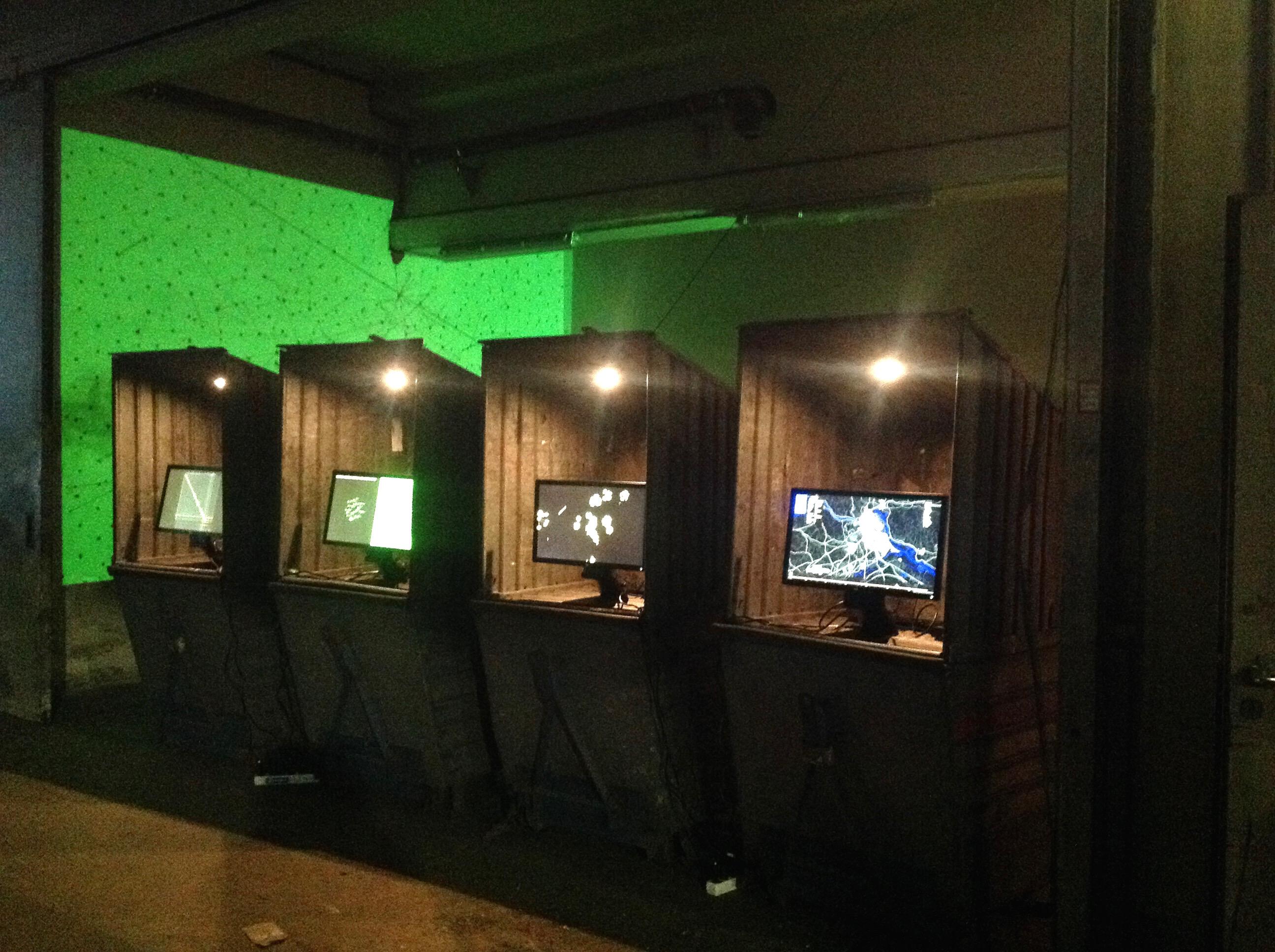 Myriads, the exhibit