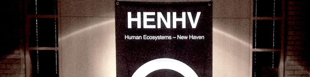 Human Ecosystems a New Haven: THE HUMAN-DRIVEN DATA CITY