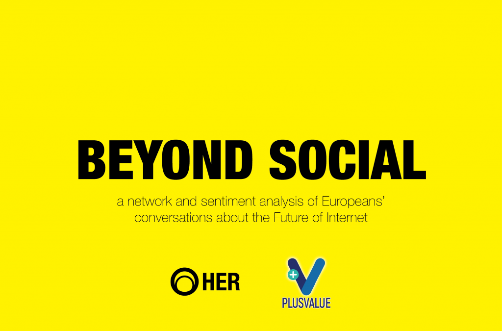 Future of Internet: the Beyond Social report