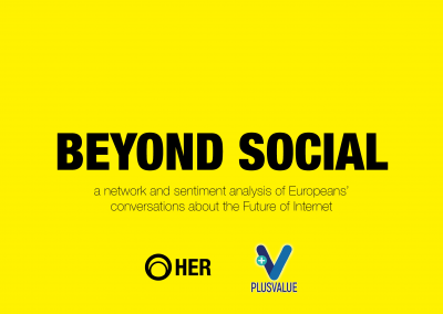 "Future of Internet: the ""Beyond Social"" report"