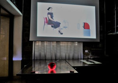 She Loves Data: RED, Francesca Fini, photos by Marco Stancati