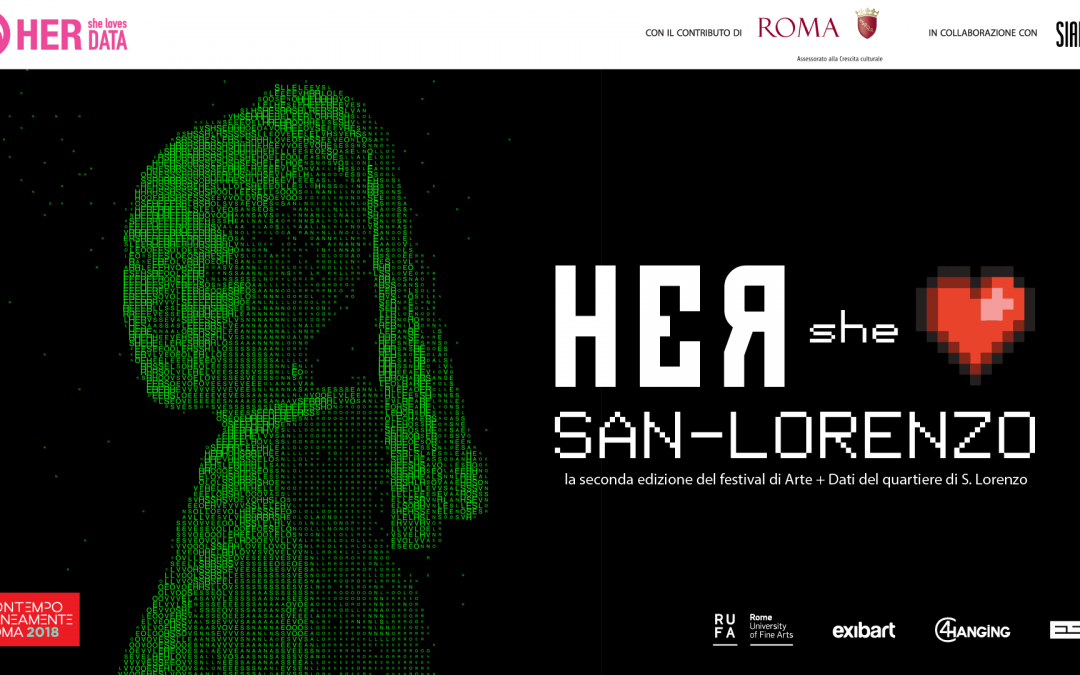 HER She Loves San Lorenzo, winter 2018