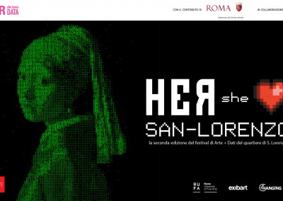 HER She Loves San Lorenzo, Winter Edition 2018