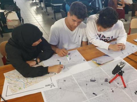 Youth in the City, Pre-Workshop Activities