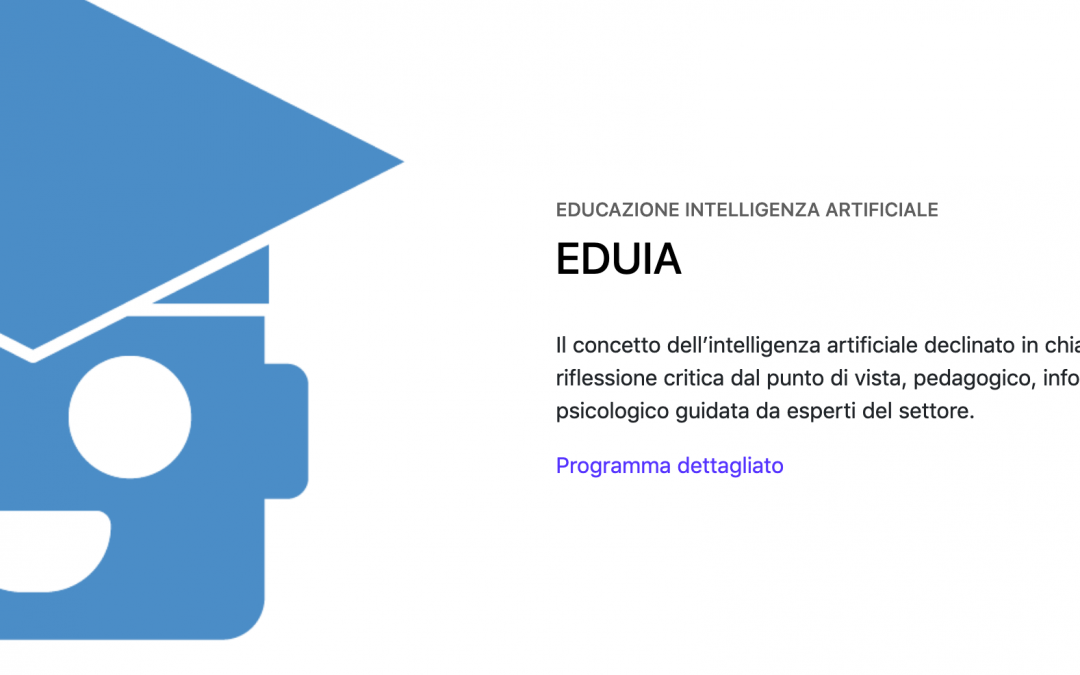 HER: She Loves Data at EduIA in Rome