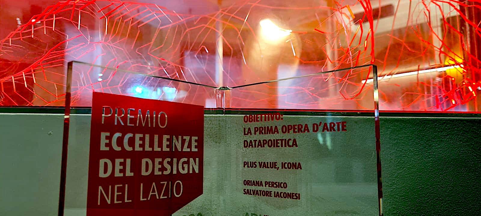 ADI Index, Obiettivo, Premio Ecccellenza Design nel Lazio, Datapoiesis